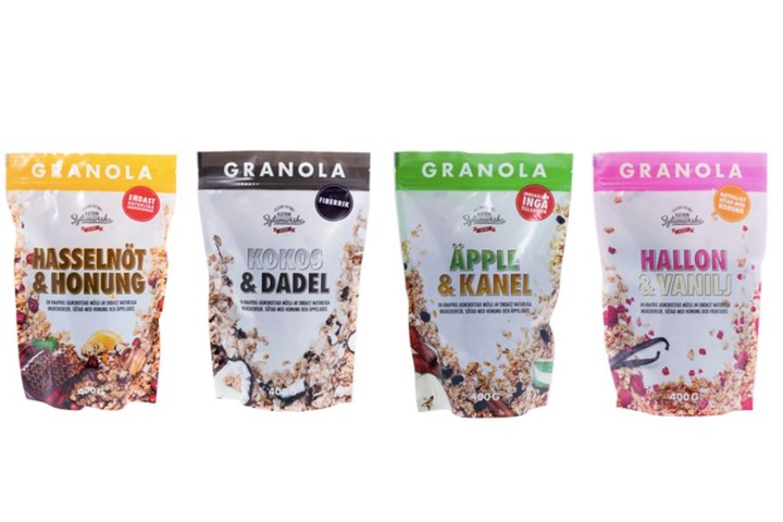 Granola - CLEAN EATING